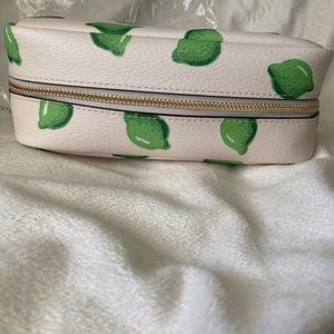 Coach Bags - Small NWT Coach Cosmetic Case